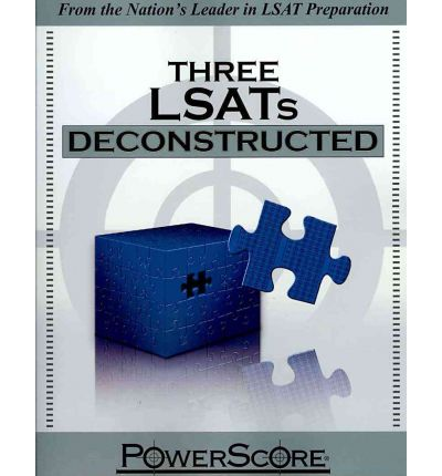 Three LSATs Deconstructed