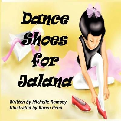 Dance Shoes for Jalana
