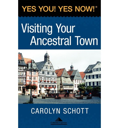 Yes You! Yes Now! (R) Visiting Your Ancestral Town
