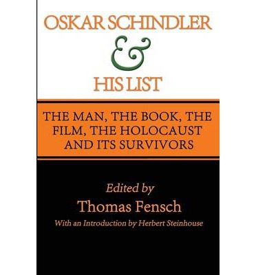 an introduction to the schindlers list by thomas keneally Exclusive interview with author, thomas keneally schindler's list tom keneally joined me here in i think certainly the introduction into the debate of.