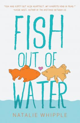 Fish out of water natalie whipple 9780991178544 for A fish out of water book