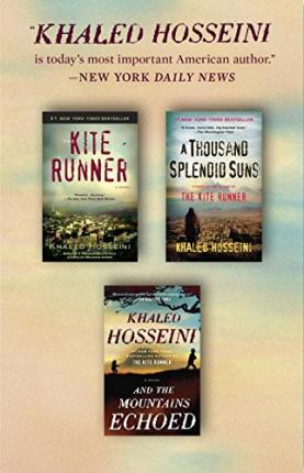 The Kite Runner A Thousand Splendid Suns And The Mountains