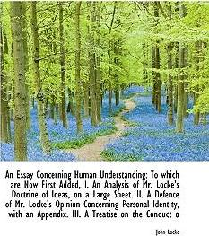 essays on concerning human understanding This page was last edited on 21 september 2014, at 13:17 text is available under the creative commons attribution-sharealike license additional terms may apply.
