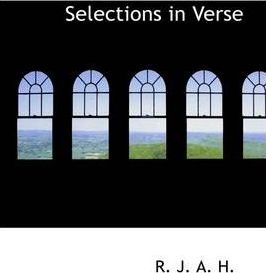 Selections in Verse