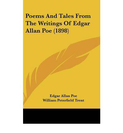 writings of edgar allan poe Edgar allan poe was one of the most important and influential american writers of the 19th century he was the first author to try to make a professional living as a.