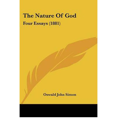 nature of god essay Essay on religion: meaning, nature , role and other details (5931 words) article shared by: advertisements: here is your essay on religion, it's meaning, nature, role and other details while it is possible to define religion as belief in god or some super-natural powers.
