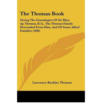 The Thomas Book