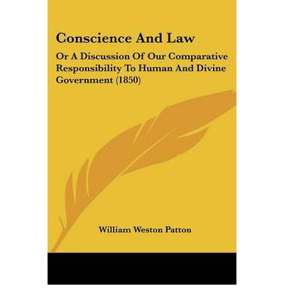 conscience or law Law and conscience paul v niemeyed sir thomas more agreed to accept appointment as chancellor of england in 1529 on receipt of the promise that he would not.