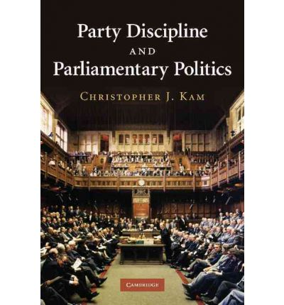 party discipline in the canadian house Discipline versus democracy: party discipline in canadian politics by david kilgour, mp.