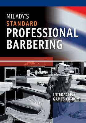 Milady's Standard Professional Barbering Interactive Games CD-ROM