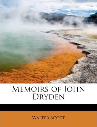 Memoirs of John Dryden