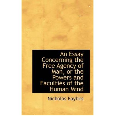 Essays on the active powers of the human mind