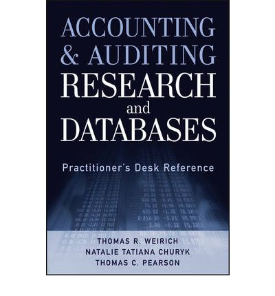 A Database of Auditing Research - Building Bridges with Practice