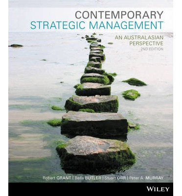 contemporary strategic management The course curriculum is designed around a challenging course of study in both the theory of strategic management and in cutting edge empirical work we provide three sample course.