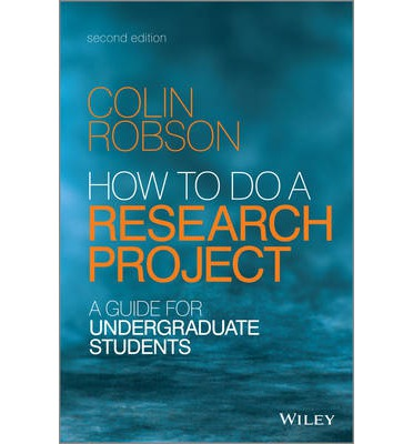 How to do research project