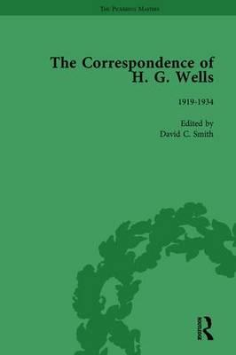 The Correspondence of H G Wells: Vol 3