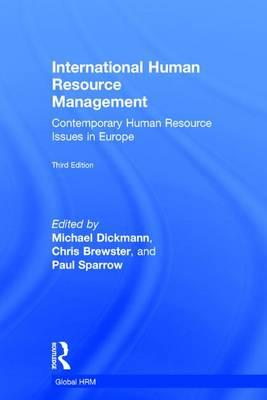 the issues of international human resource management Human resource management articles with an international theme.