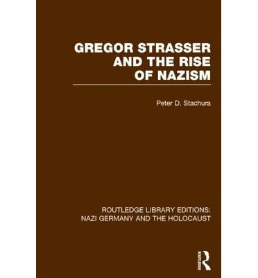 the rise of national socialism essay Rise of national socialism and adolf hitler over the span of a few years, the german workers' party grew in size, attracting a heterogeneous following.