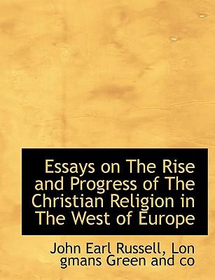 Essay Rise of the west