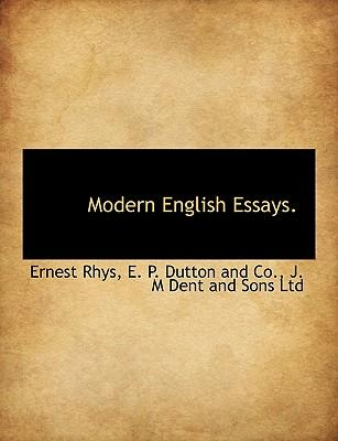 emerson essay modern english