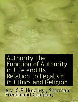 Authority and Reason