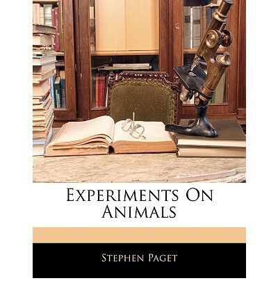 experiments on animals report