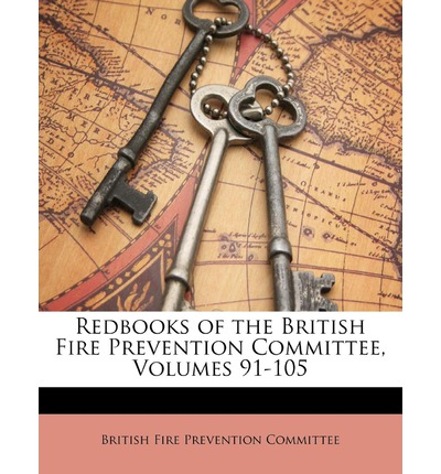 Redbooks of the British Fire Prevention Committee, Volumes 91-105