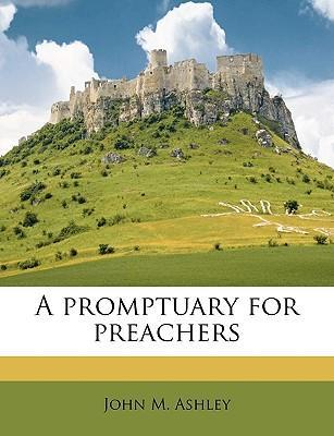 A Promptuary for Preachers Volume V.2