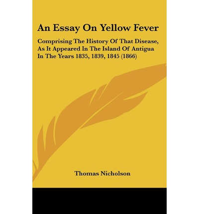 essay of yellow fever
