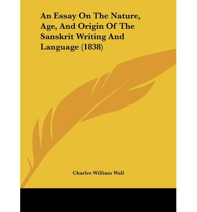 essay on the origin of languages text