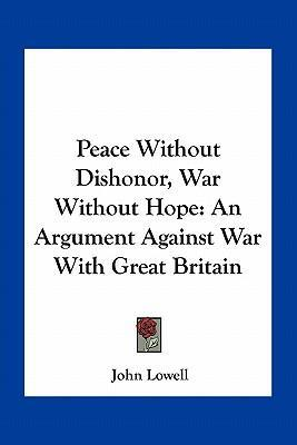 Can there be peace without war?