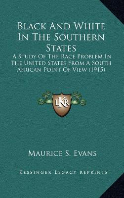 southern united states and white people essay Whether slavery was inconsistent with christian practice was debated by white people, but african americans uniformly deemed slavery a contradiction in a christian.