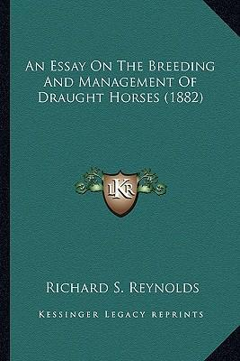 essay on horse breeding