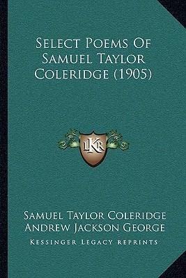 an introduction to samuel taylor coleridge and depression Five of coleridge's finest poems samuel taylor coleridge  the best coleridge poems everyone should  perhaps one of the finest poems about depression in .