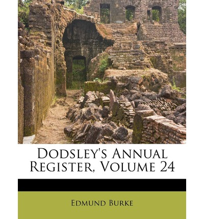 Dodsley's Annual Register, Volume 24