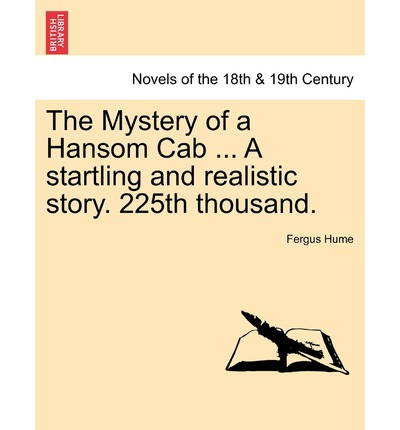 The Mystery of a Hansom Cab (1915)