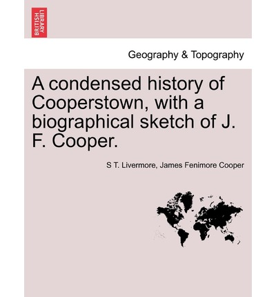 an introduction to the biographical fact sheet on james fenimore cooper Apparently, this book had myriad errors when it went to press, and was not properly edited (why james fenimore cooper let that happen is anybody's guess), but i had been assured by the venerable lord gosford that the text had been sufficiently cleaned up to ensure an enjoyable read gosford has impeccable credibility-more or less.