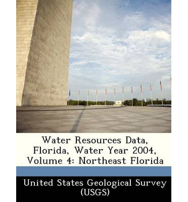 Water Resources Data, Florida, Water Year 2004, Volume 4 : Northeast Florida
