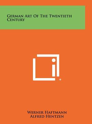 German Art of the Twentieth Century