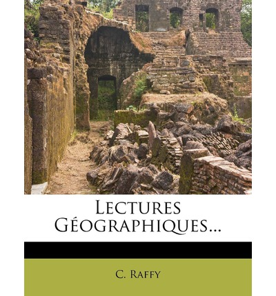 Lectures Geographiques...