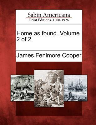 Home as Found. Volume 2 of 2