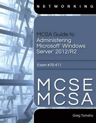 Microsoft Certified Systems Administrator (MCSA) Books