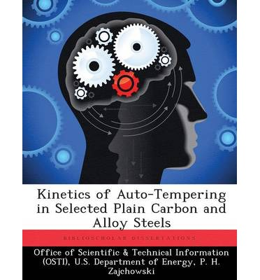Kinetics of Auto-Tempering in Selected Plain Carbon and Alloy Steels