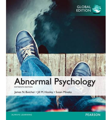 New MyPsychLab -- Standalone Access Card -- For Abnormal Psychology