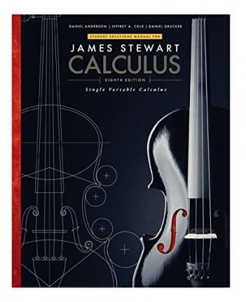 Student Solutions Manual for Stewart's Single Variable Calculus: Early Transcendentals, 8th (James Stewart Calculus) Aug 3, by James Stewart and Jeffrey A. Cole.