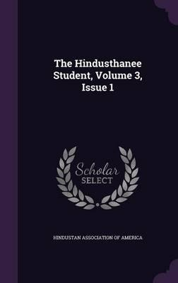 The Hindusthanee Student, Volume 3, Issue 1