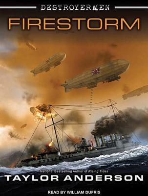 Destroyermen: Firestorm (Library Edition)