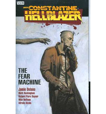 Hellblazer: Fear Machine