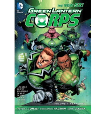 Green Lantern Corps: Fearsome Volume 1