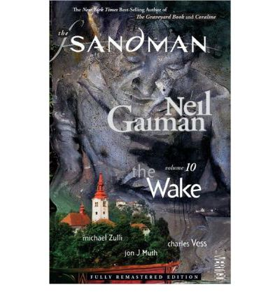 Sandman: The Wake Volume 10